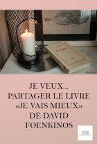 Je veux partager le livre Je vais mieux de David Foenkinos n91womk95yptqf4yh2nex0g1fham1g5hcnsou1mcru MES ARTICLES